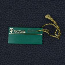 "Rolex Hangtag ""Yacht-Master"" NEW VINTAGE PREZZO SCUDO VINTAGE SWISS giorno 100%"