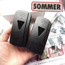 Wireless infrared detector for Sommer garage door gate opener security protect