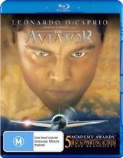 The Aviator (2004) Leonardo DiCaprio, Cate Blanchett - NEW - Blu-Ray - Region B