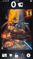Topps Star Wars Digital Card Trader Universe Essentials Insert Award