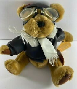 Pickford Bears Fully Jointed RADAR  Bear of Long Life -Brass Button NWT