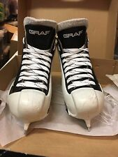 Graf Goaler Pro Junior Ice Hockey Skates Size 4.5