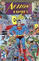 ACTION COMICS #1000 SUPERMAN MIKE ALLRED 1960 VARIANT 1st PRINT DC COMICS