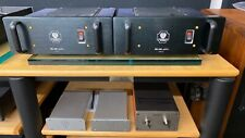New listing Monarchy Audio Class A Se-100 mkIi Monoblock Amplifiers