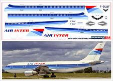 1/144 PAS-DECALS Airfix, Daco. Airbus A300 Air Inter