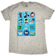 The Beatles T Shirt - Yellow Submarine Characters 100% Official-s