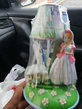 Toy Story 4 Bo Peep & Sheep Table Lamp Desk Light Collectible Figure Doll 2019