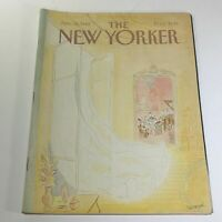 The New Yorker: June 28 1982 Full Magazine/Theme Cover Jean-Jacques Sempe