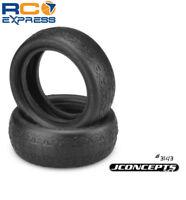 JConcepts Front Octagons Tire Green: 2.2 JCO3143-02