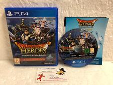 Jeu Vidéo Sony PS4 Dragon Quest Heroes Crépuscule de l'Arbre du Monde Complet VF