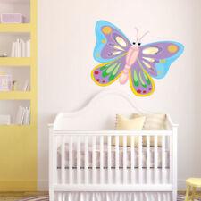 Pegatinas y plantillas de pared vinilos color principal multicolor para dormitorio infantil
