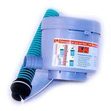 Collecteur d'eau de pluie de luxe Garantia DN100 gris