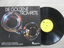 Jürgen Romeis Jack Zill / Die goldene Trompete Vinyl/LP