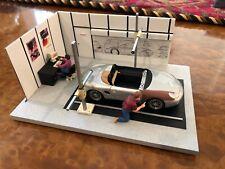 EXOTO STUDIO ARTISTIQUE | Porsche Design Studio Weissach | 1:43 Diorama