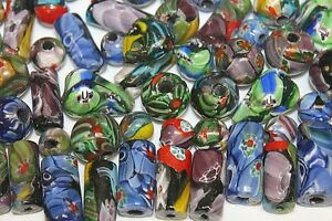 Banaras Trader Beads - Hand Crafted & Hand Made - Unique Pattern & Colors