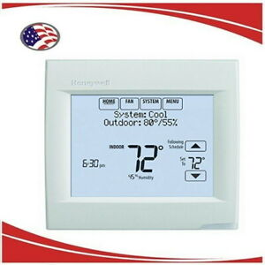 Honeywell TH8321WF1001 WiFi Touchscreen Thermostat - Requires C wire