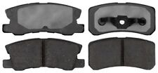 Disc Brake Pad Set-Ceramic Disc Brake Pad Rear ACDelco Advantage 14D868CHF1