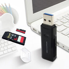 USB 3.0 MEMORY CARD READER ADAPTER MICRO SD SDXC TF 2 IN 1 HIGH SPEED HOT