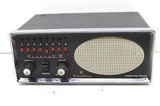 Vintage 1977 Electra Bearcat 3 Model #Bc Iii 8 Channel Radio Receiver Nasco Corp
