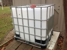 275 gallon IBC Tank  Tote Bin / Water Tank  YOU Pick Up Tote No Shipping