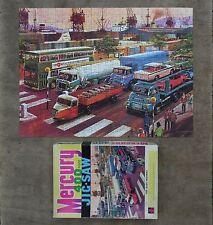 Cardboard 5-7 Years Vintage Puzzles