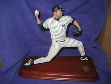 Danbury Mint Baseball New York Yankees ROGER CLEMENS  Player Figure/Sculpture