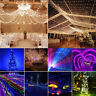100-600 LED Fairy String Lights Wedding Festival Party  Tree Garden Decor