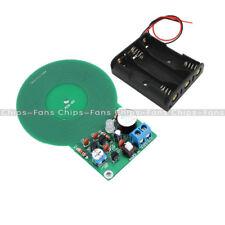 METAL Detector Elettronico 3V-5V 60 mm sensore senza contatto Kit fai da te + Scatola Batteria 3xAA