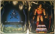POWER-CON Chopper Jitsu FILMATION He-Man MOTU MOTUC Exclusive Super 7