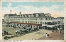 Ocean City MD * Atlantic Hotel  ca. 1915