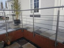 Stainless Steel Balustrade, Balcony, Handrails, Fence - Quality Suppliers
