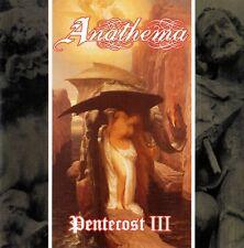 Anathema - Pentecost III + Crestfallen EP (UK), CD