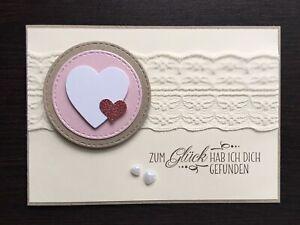 STOBOK Valentinstag Karte,Handgemachte Liebes Gru/ßkarte,Bambuskarte Geschenk Geschenkkarte f/ürTag der Mutter,Neues Jahr,Hochzeitstag,Geburtstag