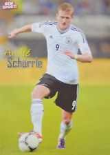 ANDRE SCHÜRRLE - A4 Poster (ca. 21 x 28 cm) - Fußball Clippings Fan Sammlung NEU