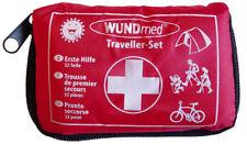Wundmed Erste Hilfe Set 32 Teilig In Praktische Etui Mit Gürtelschlaufe