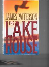 The Lake House by James Patterson 2003, HC DJ 1st First Edition