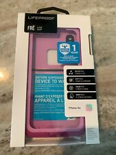 FRE Live 360 Lifeproof Case Purple Iphone Xs Brand New