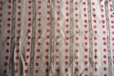 Vintage Turkish Kilim Floral Oriental Persian Cotton Color 4x6 Feet Area Rug