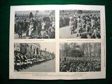 Nel 1921 funerali imperatrice germania a Potsdam, E. Romagnoli, Teatro Massimo