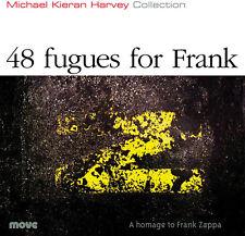 Michael Kieran Harvey - 48 Fugues for Frank [New CD]