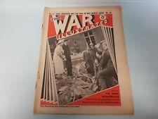 The War Illustrated No. 55 Vol 3 1940 Tanks Arras Italian Planes London Bombed