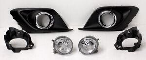 OEM Mazda 3, 6, CX-5, CX-9, Miata Fog Lamp Kit BHN1-V4-600