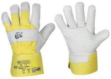 Rindvollleder Arbeitshandschuhe Winter Handschuhe Stronghand EISBÄR Gr. 10, 11