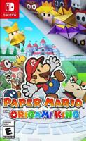 Paper Mario: The Origami King - Nintendo Switch video game