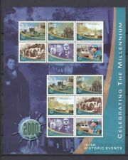 Briefmarken aus Europa mit Motiven historischer Ereignisse-Motiv als Satz