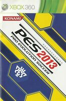 Xbox 360 Game - PES 2013 - Pro Evolution Soccer 2013 (Disk & Manual Only)