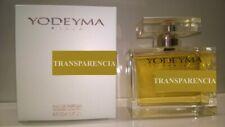 PROFUMO YODEYMA DONNA TRANSPARENCIA Eau de Parfum 100ml. SCONTATO a MILANO