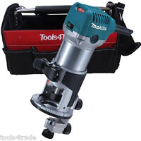 Bosch Gkf 600 Palm Router Kit 600w And Extra Bases
