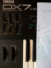 Upgrade Yamaha DX7ii or TX802 tuning for excellent Octaves and Sound Intonation