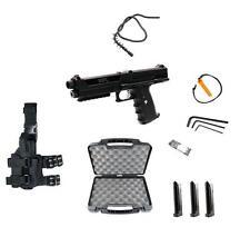Tippmann TiPX Deluxe Paintball Pistol Kit Gun TPX 3 Clips Hard Case Holster NEW